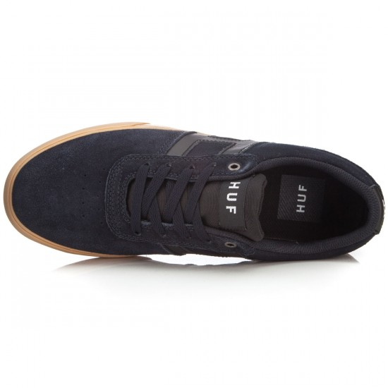 HUF Choice Shoes - Dark Navy/Black - 6.0