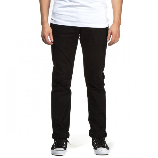 Imperial Motion Chapter Chino Pants - Black - 28 - 32