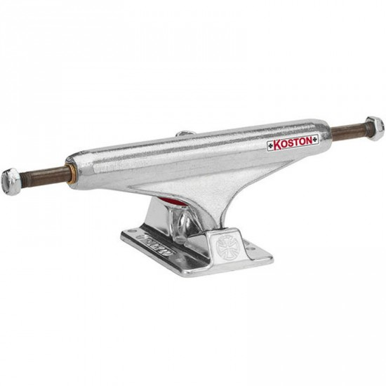 Independent Koston II Forged Hollow Skateboard Trucks - Silver