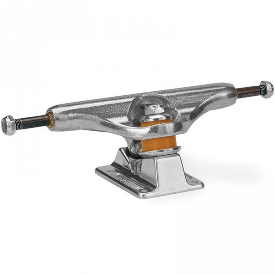 Independent Stage 10.5 Forged Skateboard Trucks 129mm - Silver