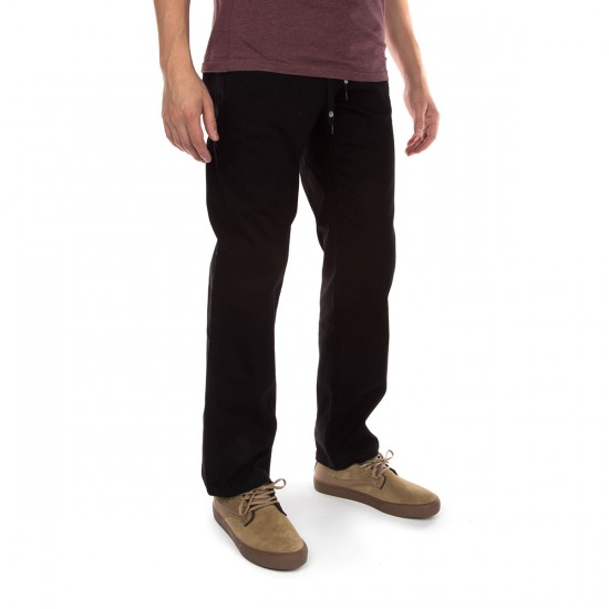 JSLV Proper Worker Pants - Black - 28 - 32