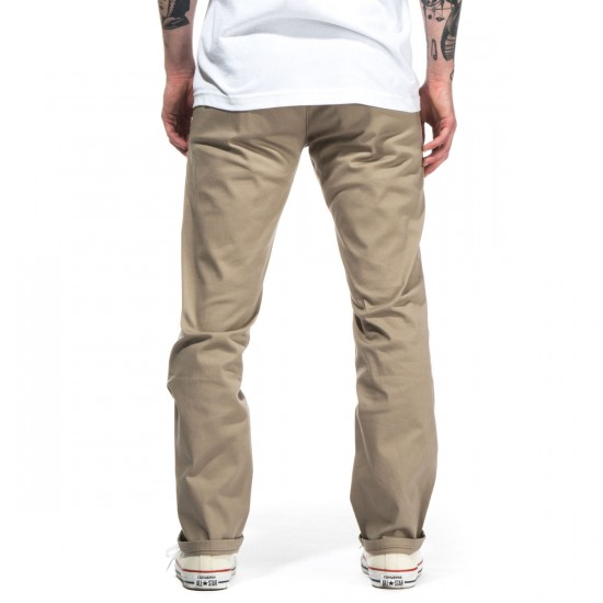 JSLV Proper Worker Pants - Khaki - 28 - 32