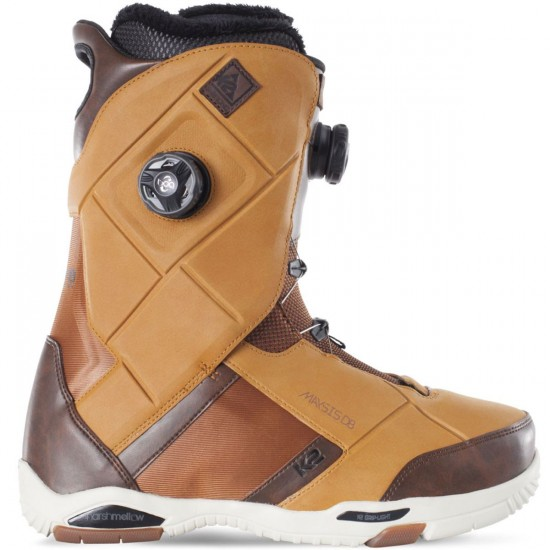 K2 Maysis Boots 2015 - Whiskey