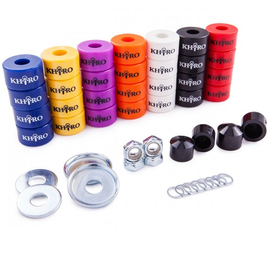 Khiro Double Barrel Bushing Kit