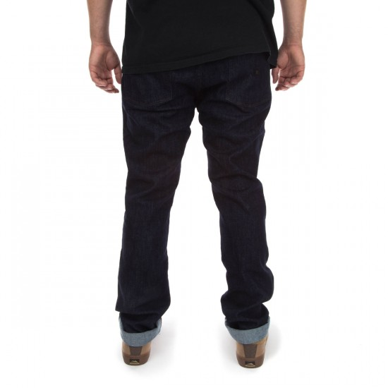 KR3W K Slim Pants - Dark Blue - 38 - 32