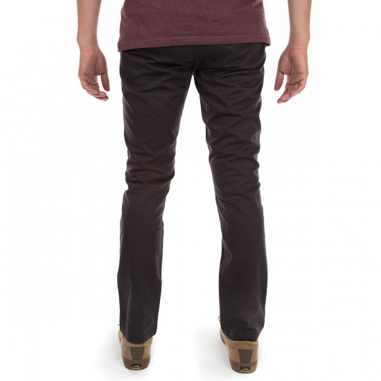 KR3W K Standard Chino Pants - Carbon - 36 - 32