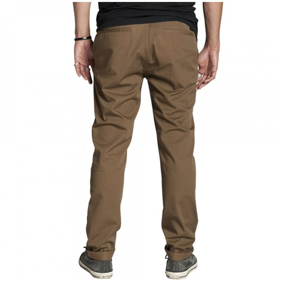KR3W K Standard Chino Pants - Coffee - 30 - 32