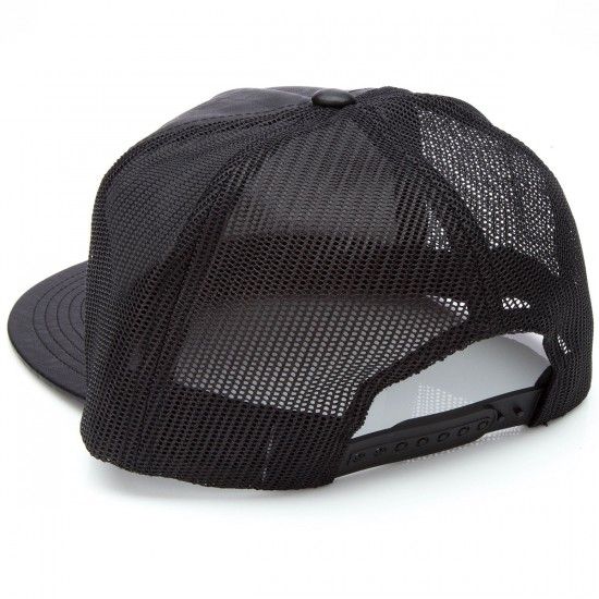 KR3W Lockout Trucker Hat - Black