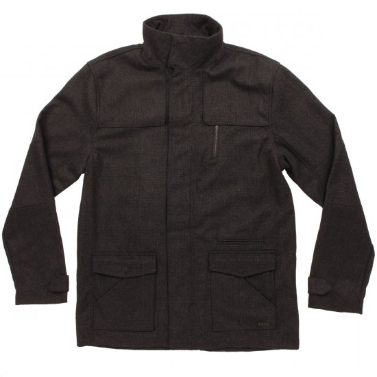 KR3W Redford Jacket - Black