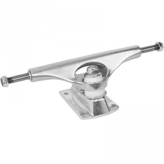 Krux Tall Skateboard Trucks - Silver