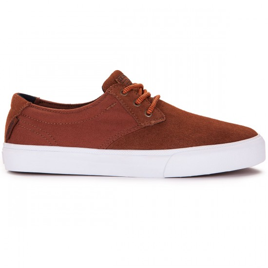 Lakai MJ Shoes - Copper Suede - 13.0