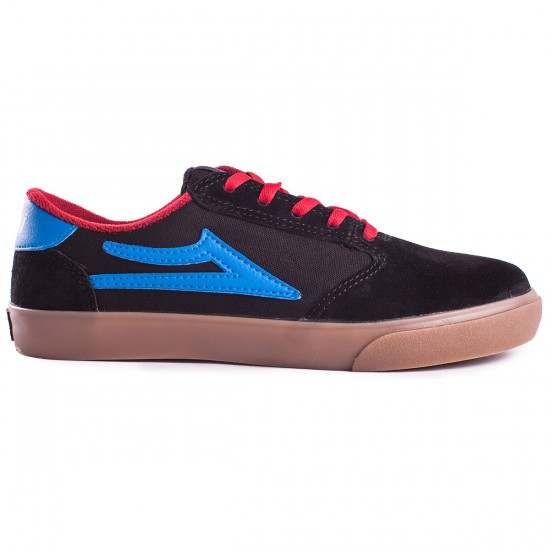 Lakai Pico Kids Shoes - Black - 2.0