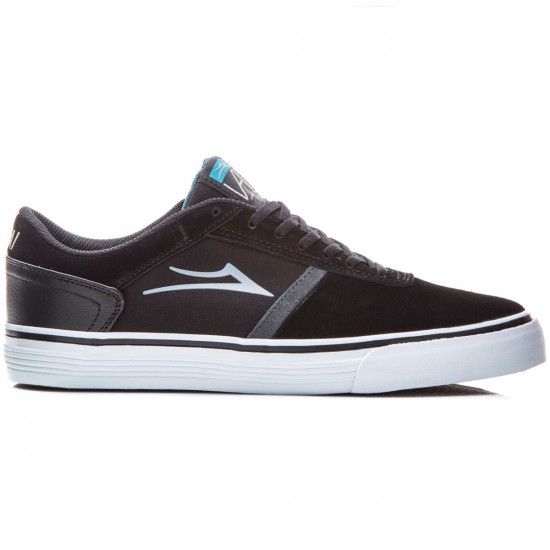 Lakai Vincent 2 Shoes - Black/Suede - 8.0