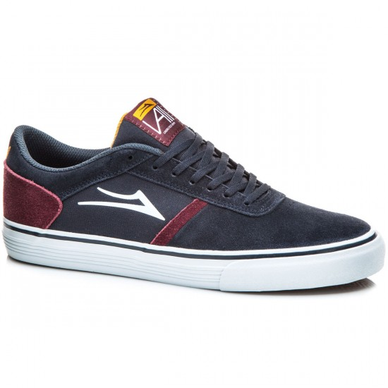 Lakai Vincent 2 Shoes - Navy Suede - 8.0