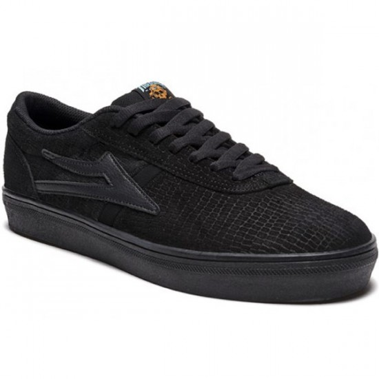 Lakai Vincent X Thrasher Shoes - Black/Thrasher - 8.0