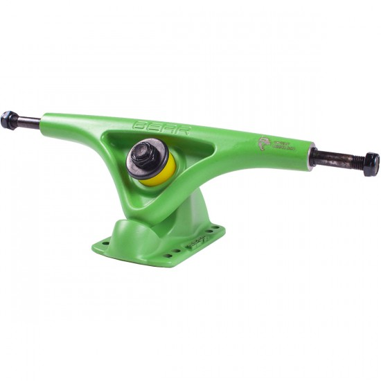 Bear Grizzly 852's Longboard Trucks  - Matte Green 52 Degree