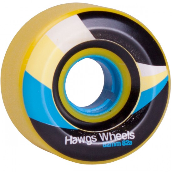 Landyachtz Street Hawgs Longboard Wheels 62mm