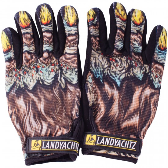 Landyachtz Werewolf Slide Gloves