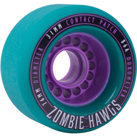 Landyachtz Zombie Hawgs Longboard Wheels 76mm