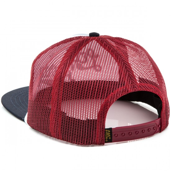 Loser Machine Bash Hat - Navy/Red
