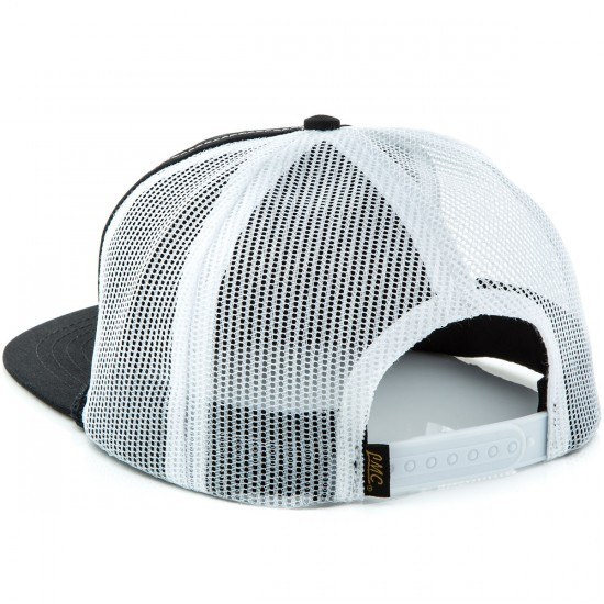 Loser Machine Blackburn Hat - Black/White
