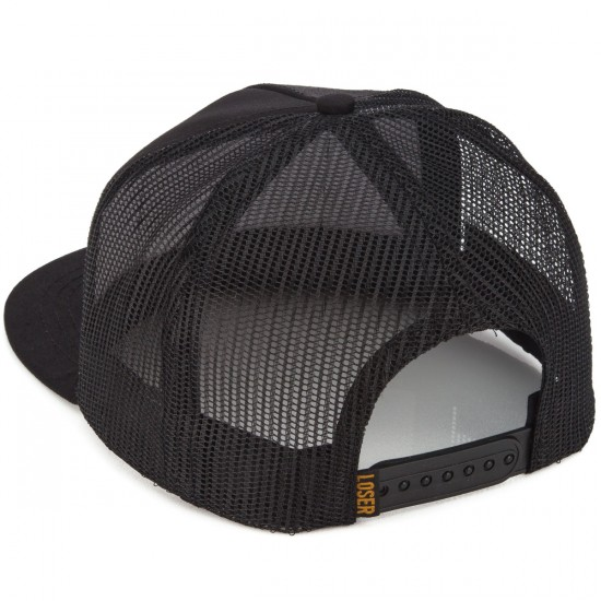 Loser Machine Empire Hat - Black