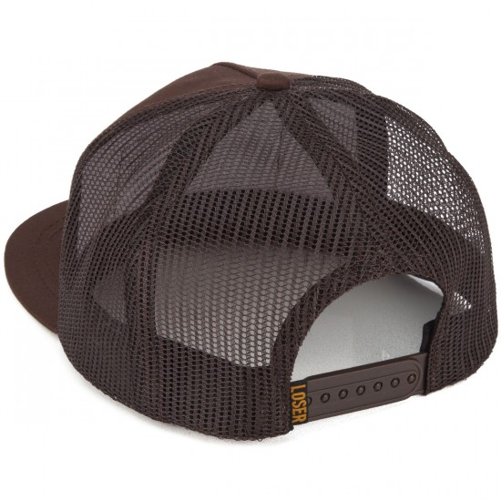 Loser Machine Empire Hat - Brown