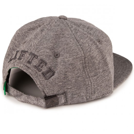 LRG Lifted Degenerates Hat - Ash Heather