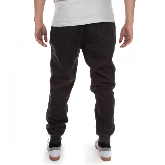 LRG RC Sweat Pants - Black Heather - SM
