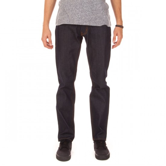 LRG RC True Tapered Jeans - Dry Indigo - 28 - 32