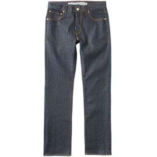 LRG Research Collection True Straight Fit Jeans - Dry Indigo