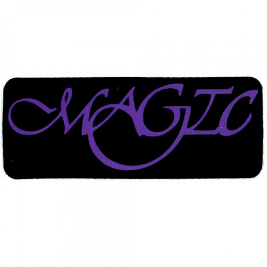 Magic Bearings Logo Sticker - Purple