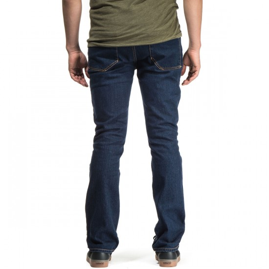 Matix Gripper Slim Straight Jeans - Blue 72 - 28 - 32
