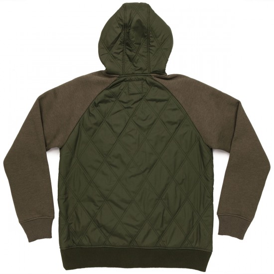 Matix The Regions Sweatshirt - Army