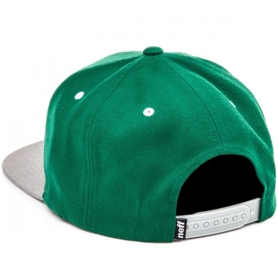 Neff Daily Hat - Green/Grey