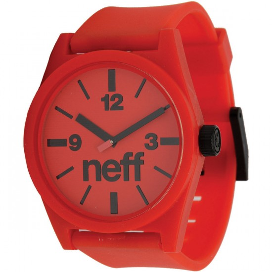 Neff Daily Watch - Red