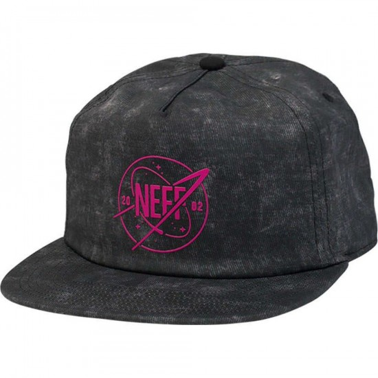 Neff Mineral Hat - Black/Crystal