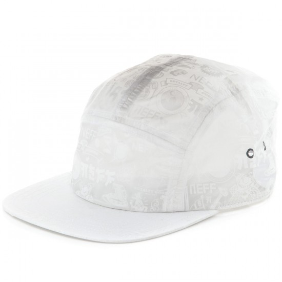 Neff Moisty Hat - White