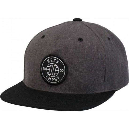 Neff Wade Hat - Dark Grey/Black