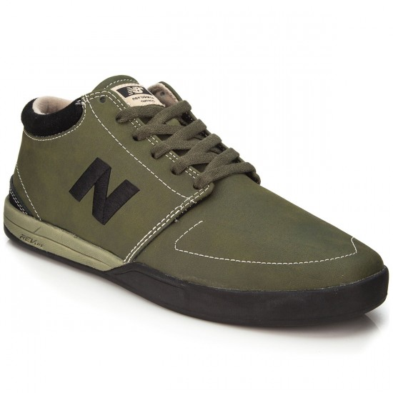 New Balance Brighton HI LN 347 Shoes - Olive N Dure - 8.5