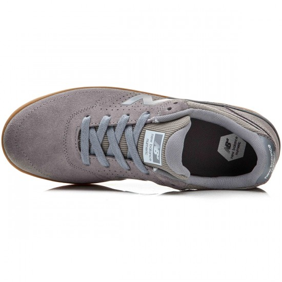 New Balance PJ Stratford 533 Shoes - Steel/Gum - 10.0