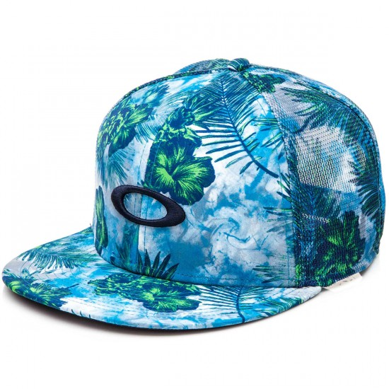Oakley Mesh Sublimated Hat - Sapphire