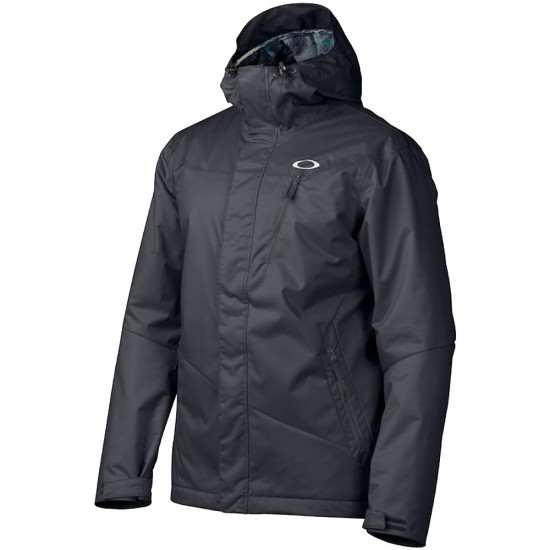 Oakley Minaret Jacket - Jet Black