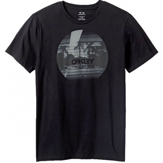 Oakley Relaxing T-Shirt - Jet Black