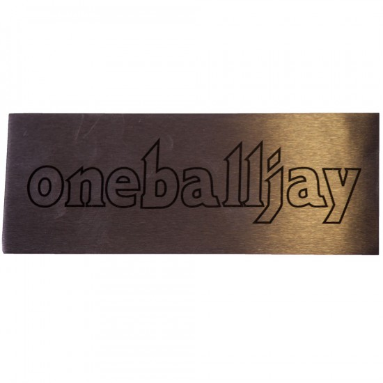 One Ball Jay Super Deluxe Metal Scraper