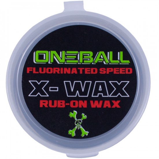 One Ball Jay X-Wax Rub-On Snowboard Wax