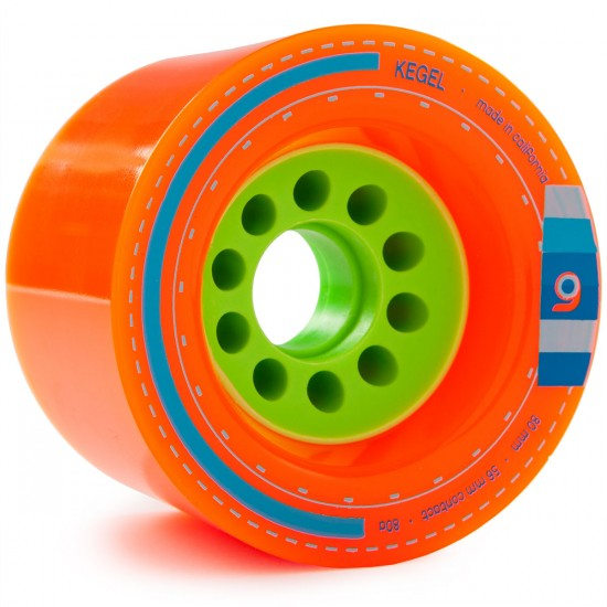 Orangatang Kegel Longboard Wheels - 80mm