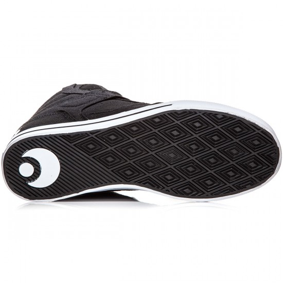 Osiris Clone Shoes - Charcoal/Bingaman - 8.0