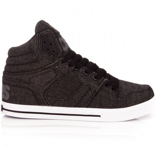 Osiris Clone Shoes - Denim/Charcoal/Black - 10.0