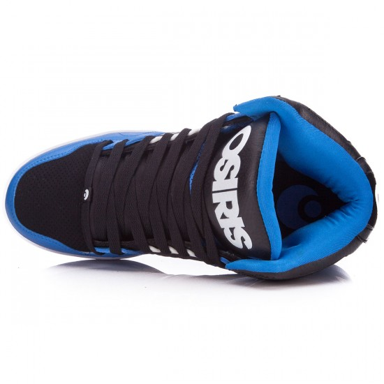 Osiris NYC 83 Shoes - Blue/Black - 6.5